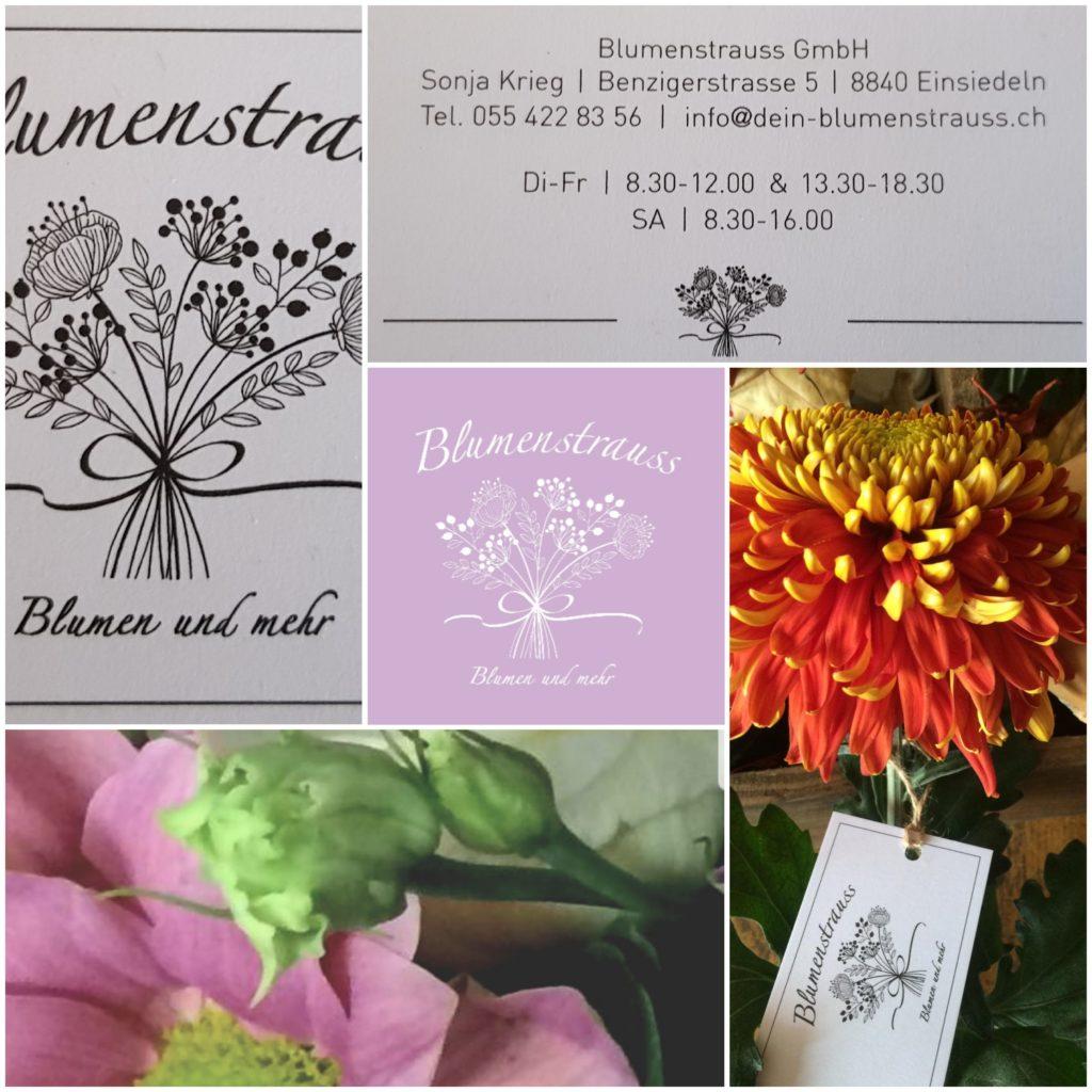 NZZ2018 - Geschenkli Blumenstrauss