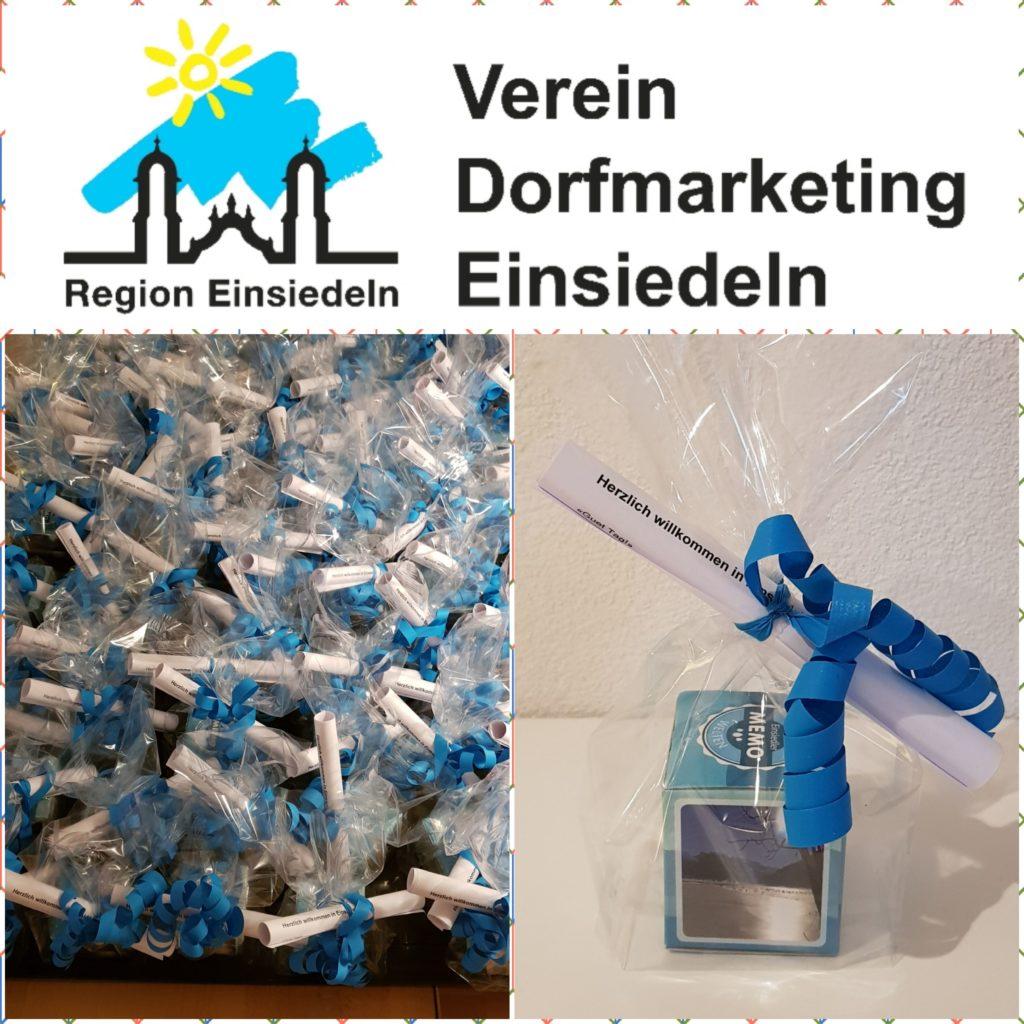 NZZ2018 - Geschenkli Verein Dorfmarketing