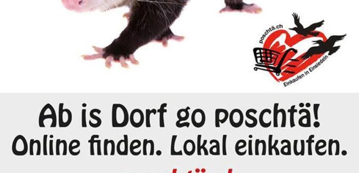Poschtä.ch - Online Finden. lokal Einkaufen
